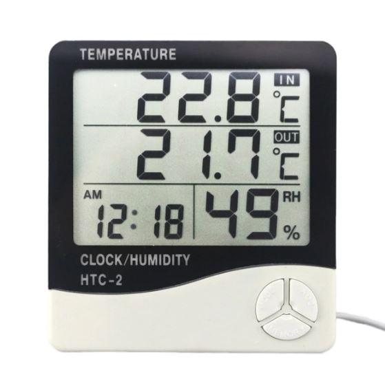 ติดตั้งเครื่องวัดความชื้นภายในบ้าน
