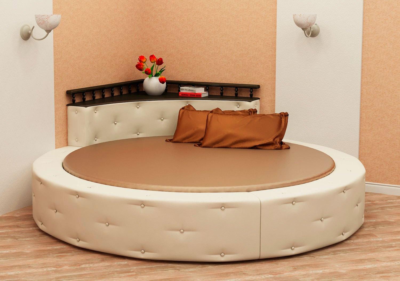 เตียงทรงกลม