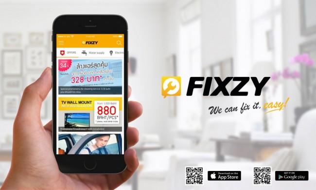Application : Fixzy